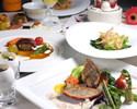 【特別な記念日に ホールケーキ付洋食コース】お祝いプラン Etoile〈星〉