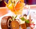 【6 people ~】 Dessert platter plate 3000 yen