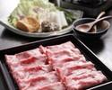 極 参 すき焼きコース(赤鶏もも肉)