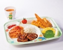 【Lunch/Dinner】Kids Plate