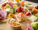 【Weekday Dinner】Dinner buffet infant (4-6 years old)