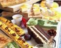 【記念日ディナー】人気のデザートワゴン付き!新鮮野菜の盛り合わせ、オードヴル、選べるメインなど全5品