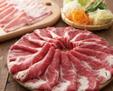 【厳選牛と豚】食べ放題コース 2980円(税抜)