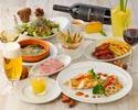 小皿料理9品 ¥3,500