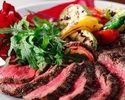 ◆武州和牛がお召し上がりいただけます◆パーティープラン+フリードリンク付き 8,000円(税込)