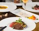 人気メニューとお肉とお魚のコース