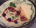 デザート付きパーティープラン☆〜美味しい料理と飲み放題で盛り上がろう〜