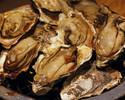 焼き牡蠣食べ放題!【夜の部】