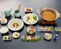 Hamoshabu Kaiseki (available day and night)