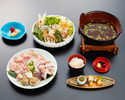 Sansho Hot Pot (day and night available)
