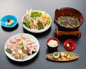 山椒鍋(昼・夜ご利用可能)