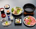 牛すき焼き 【お昼11時~14時30分】
