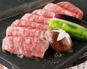 【国産牛】ステーキコース