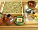 江戸蕎麦と和惣菜ランチ【舞】