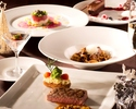 [ WEB/Limited for Dinner ] 6 Dishes Menu with complimentary glass champagne