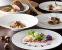 [Dinner] Farewell LA VELA Course:¥8,000