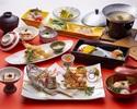 お祝い会席 ¥7,330 プラン  ※5日前までのご予約受付となっております
