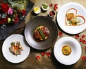 Valentine special dinner with chefs from Italy
