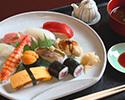おまかせ寿司コース