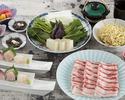 Shabu-shabu (Japanese hot pot)