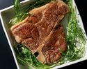 【ランチ】発酵熟成牛豚を楽しめる5品コース