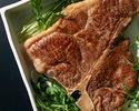 【ランチ】発酵熟成牛極上サーロインを楽しめる7品コース