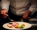 【ディナー席のご予約】ビオワインと共に当日アラカルトやコースをお楽しみ下さい!