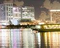 【 on Saturdays, Sundays and public holidays.17:30 19:00 19:30departures】 UKIFUNE-MARU Odaiba Cruise
