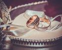 【極上プロポーズ】 クロッシュサービスで指輪を演出 乾杯スパークリングワイン&ブーケ付き
