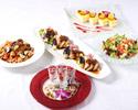 【ガムランコース】《2時間カラオケ付きVIP個室》料理8品+【カジュアル飲み放題】