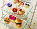 [Special offer for Online Booking] Weekdays only & Stay for 3 hours!! Floral afternoon tea