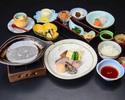 魚介陶板焼きセット