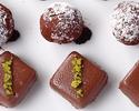 チョコレートデザートブッフェ2部[14:00~16:00](3歳以下)