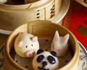 【Official site Saturdays, Sundays and Public Holidays Preorder-Only】Weekends Dim Sum Set + Kawaii Dim Sum