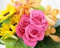 色味・雰囲気がお選びいただける花束