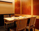 Kagayaki -OMAKASE Dinner course meal- (Semi-private room)