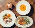 【Lunch】※〜9/30(Mon)※Fortune Course Option ¥2,500