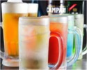 【All you can drink 65 kinds】 Contents