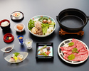 Beaf  sukiyaki 【11: 00 ~ 14: 30】