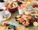 【スパークリング、白赤ワインも好きなだけ!4800円→3500円】メルセデスを間近で眺めながら開放感のある店内でアフタヌーンティーを堪能