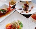 春のCHEF'S CHOICE フカヒレの姿煮、北京ダック、伊勢海老にサーロインと贅沢三昧のコース