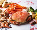 【LUNCH】DUNGENESS CRAB COMBO