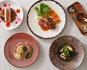 Signature Set Menu ★4 course