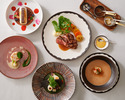 Signature Set  Menu ★ 5 course