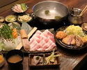 Agu pork~Ma-san~ course【all you can drink for 2hours】