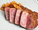 Kuroge Wagyu Beef course