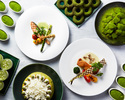 ● 【Online Booking Exclusive 】Weekday Lunch (with Coffee・Tea・Matcha Sweat Buffet)
