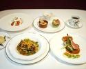 ディナー 主菜を2品選べるコース