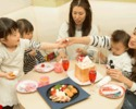 【お昼限定★ママ会プラン/人気No1】 ゆったり5時間 ソフトドリンク飲み放題+コース料理6皿