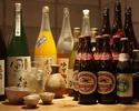 飲み放題(1500円)